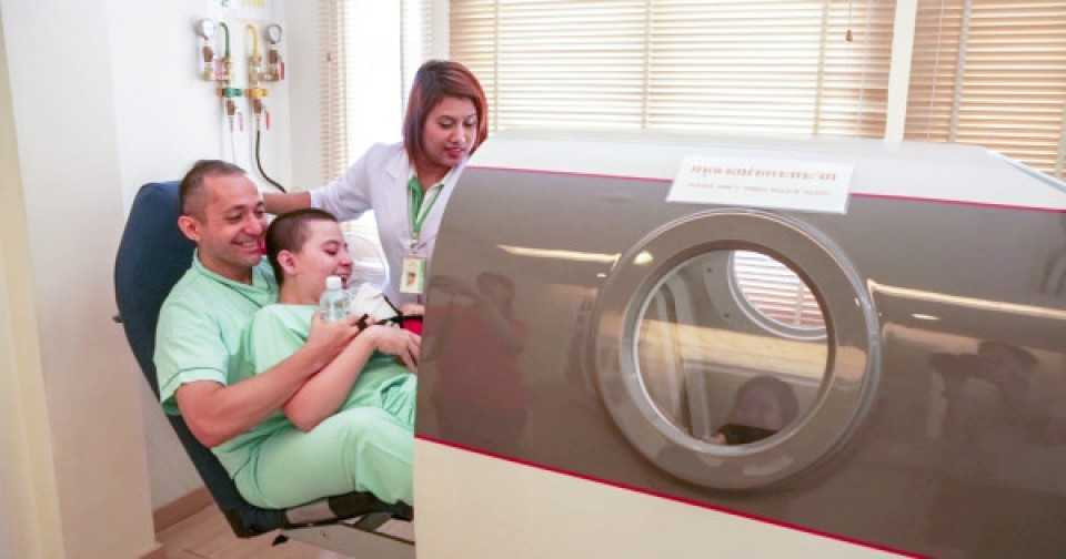 Hyperbaric Oxygen Therapy 2