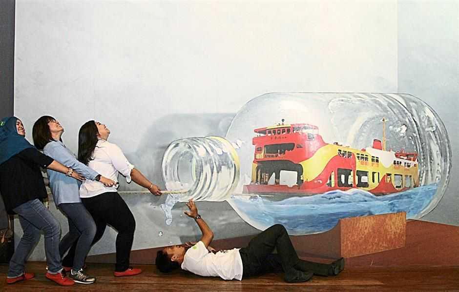 penang 3D museum