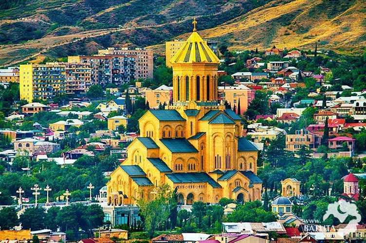 7 Days In Azerbaijan  Georgia006