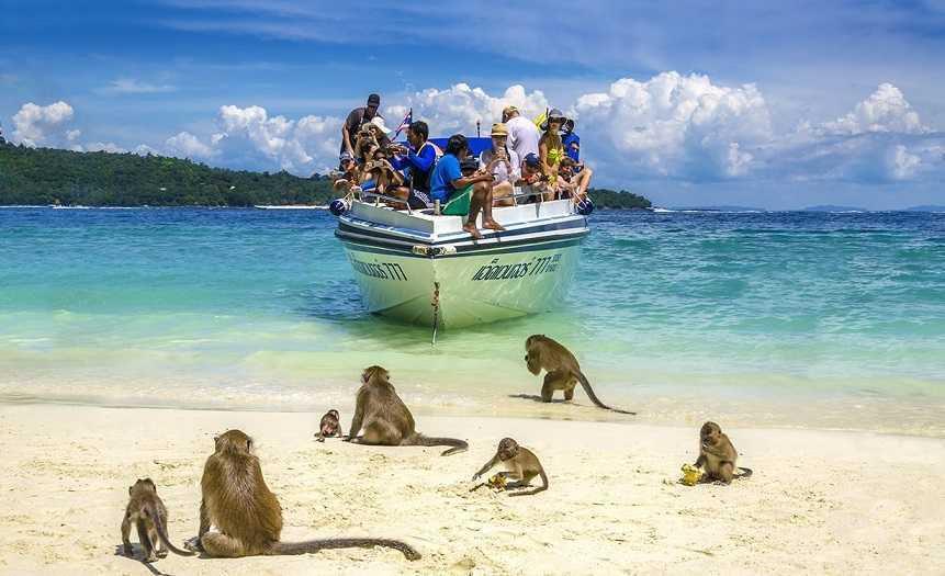 penang Sea Tour
