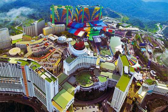 Daily Tours In Malaysia Genting Resort