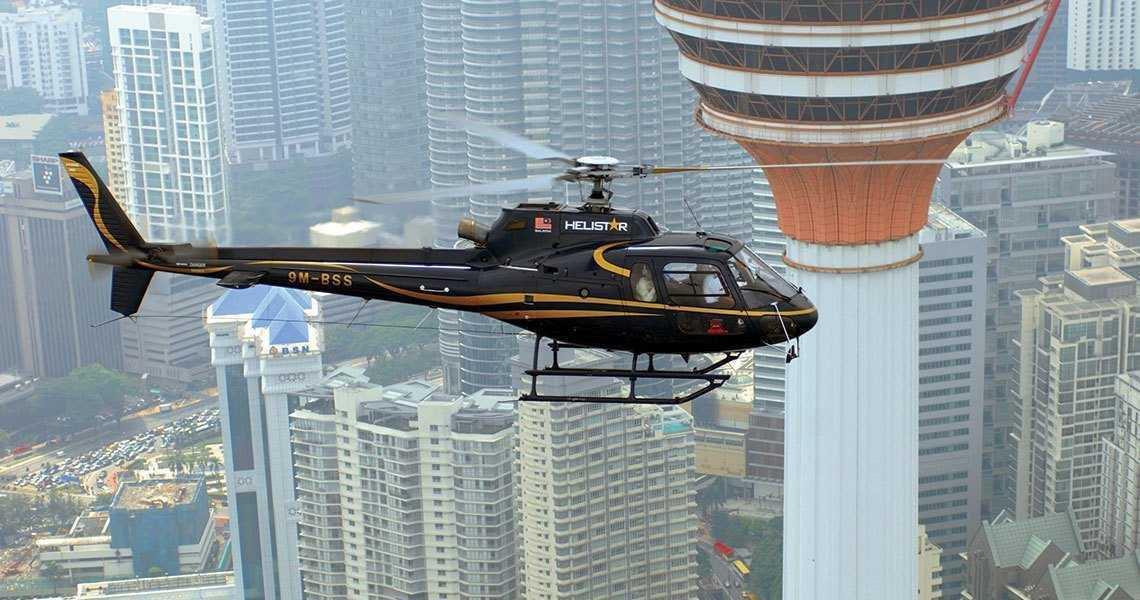 Kuala Lumpur Helicopter Tour