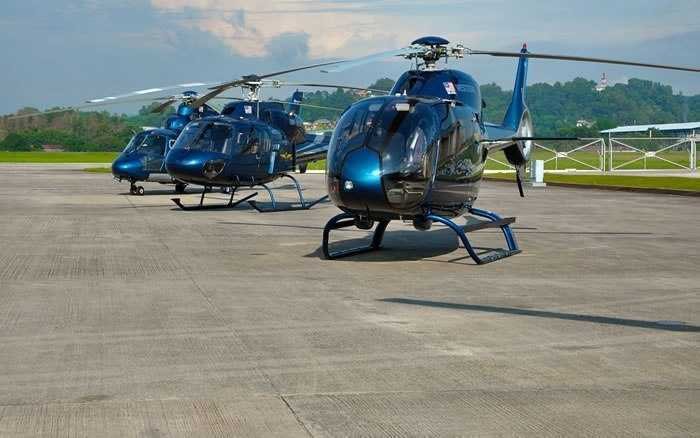 Kuala Lumpur Helicopter Tour2