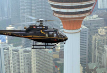 Photo of Kuala Lumpur Helicopter Tour