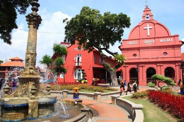 malacca in 8 hours