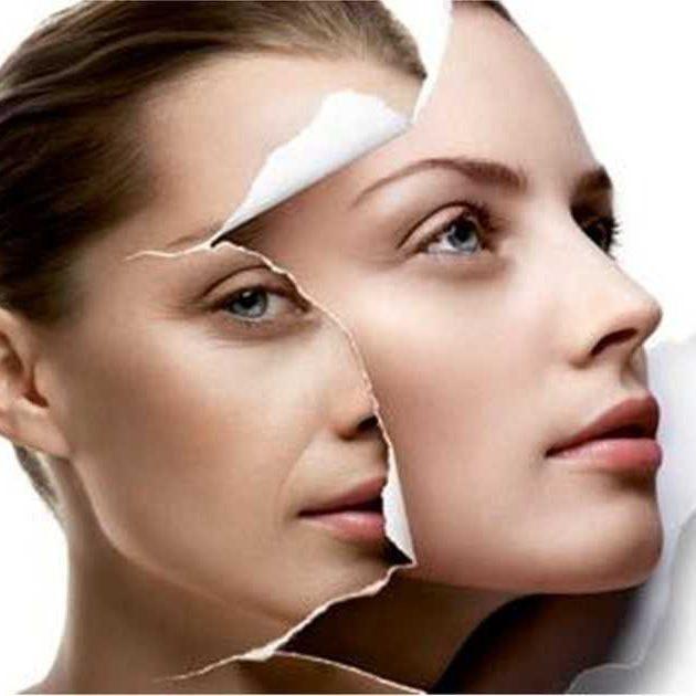 face skin whitening