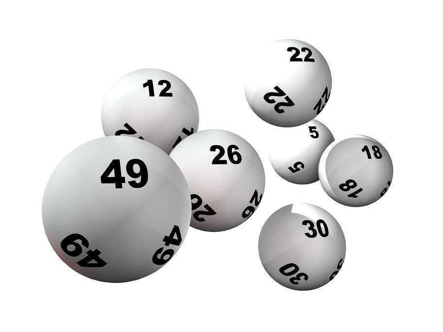 bigstock Seven Lottery Balls 48347551