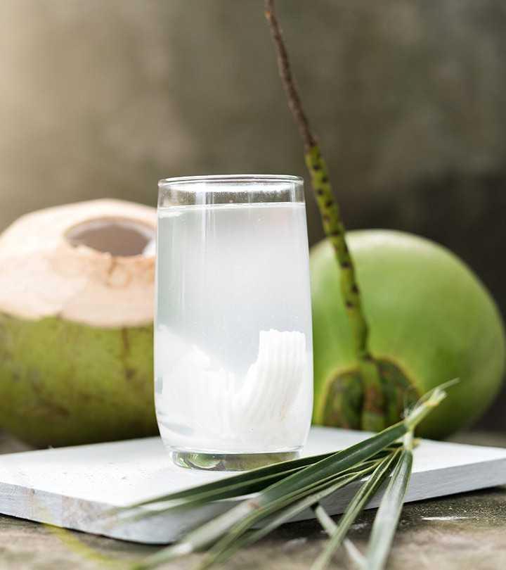 Hot Coconut Water